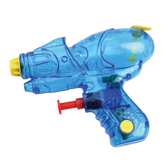 space age water pistol