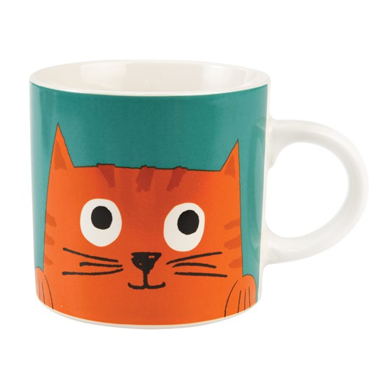 "tasse ""chester the cat"""