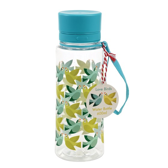 LOVE BIRDS WATER BOTTLE
