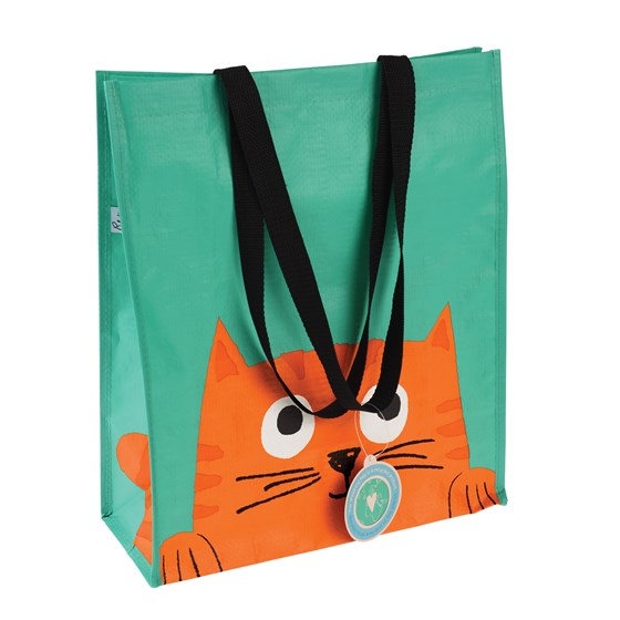 chester the cat shopping bag
