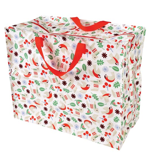 NORDIC CHRISTMAS JUMBO STORAGE BAG