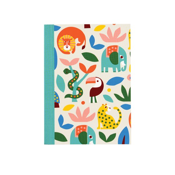 WILD WONDERS A6 NOTEBOOK