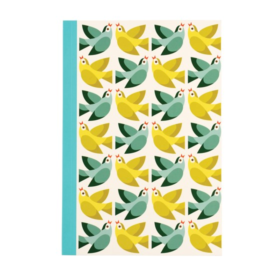 notizbuch a5 love birds