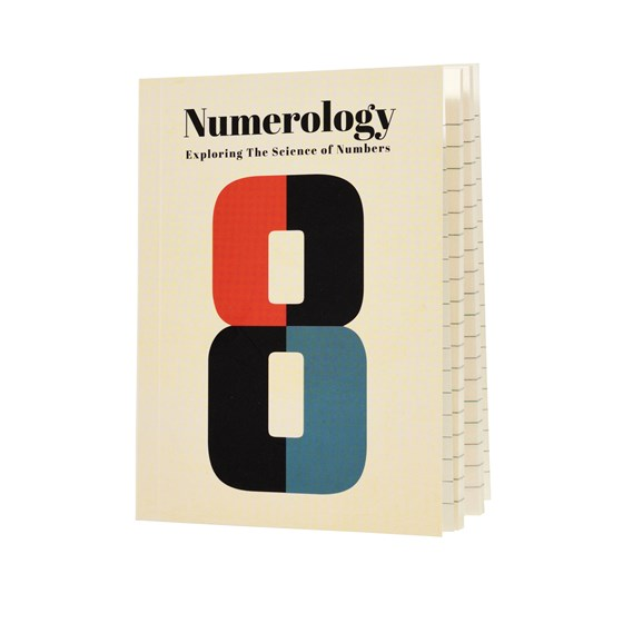 numerology a6 notebook