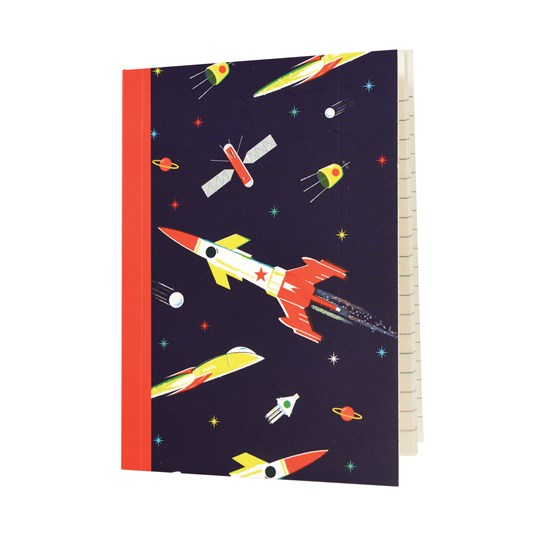 space age a6 notebook