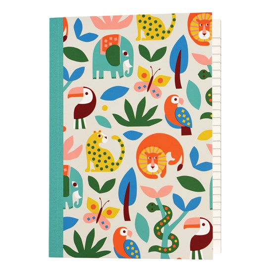 cuaderno jungle a5