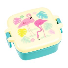 flamingo bay mini snack pot