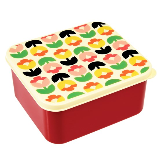 TULIP BLOOM LUNCH BOX