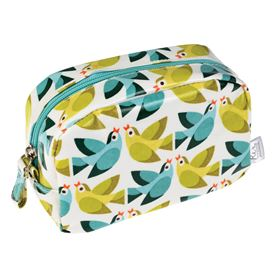 "trousse de maquillage ""love birds"""