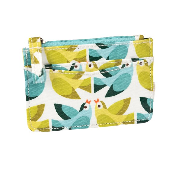 LOVE BIRDS CARD HOLDER PURSE