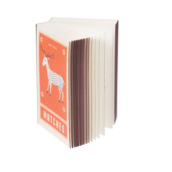 mini-notizbuch deer