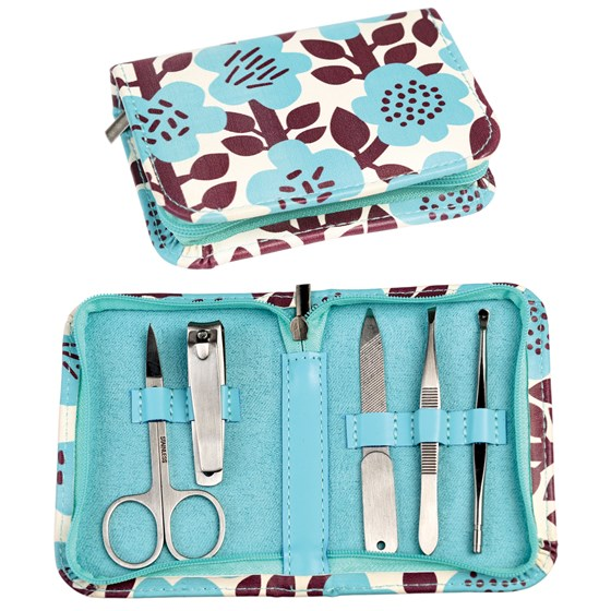 ASTRID FLOWER MANICURE SET