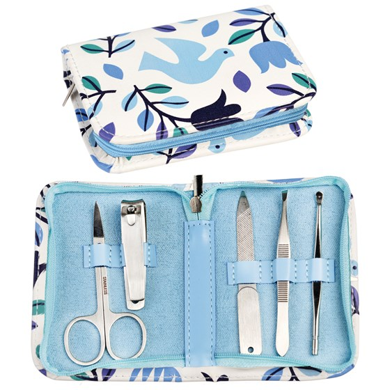 FOLK DOVES MANICURE SET