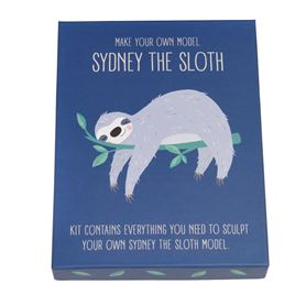make your own sydney the sloth model
