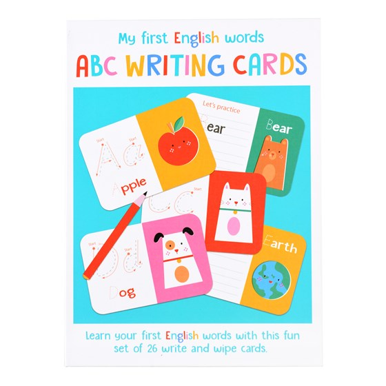 ABC LEARNING CARDS