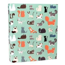 nine lives ring binder