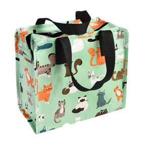 nine lives recycled charlotte bag