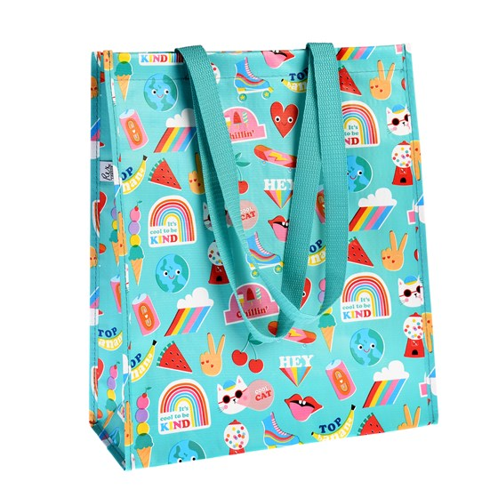 TOP BANANA RECYCLED SHOPPING BAG