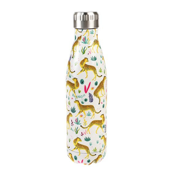 CHEETAH STAINLESS STEEL BOTTLE