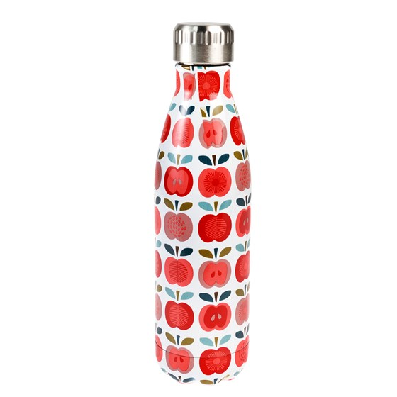 VINTAGE APPLE STAINLESS STEEL BOTTLE
