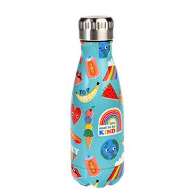 top banana 260ml stainless steel bottle