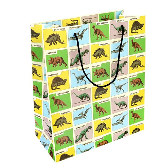 LARGE PREHISTORIC LAND GIFT BAG