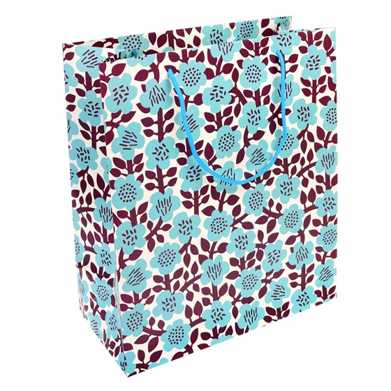 LARGE ASTRID FLOWER GIFT BAG