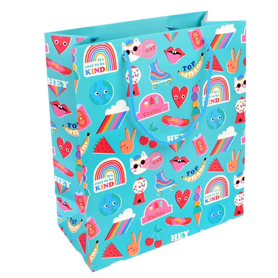LARGE TOP BANANA GIFT BAG