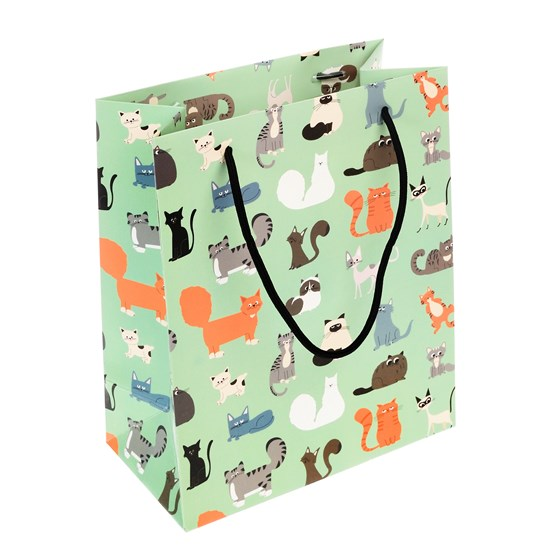 SMALL NINE LIVES GIFT BAG