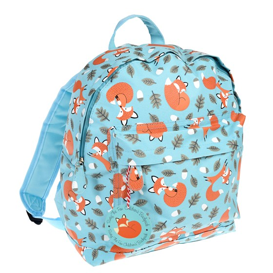 RUSTY THE FOX BACKPACK