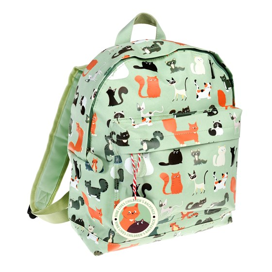 NINE LIVES BACKPACK