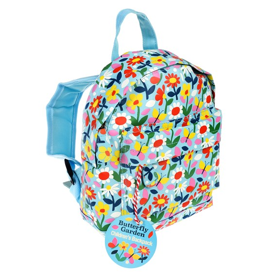 BUTTERFLY GARDEN MINI BACKPACK