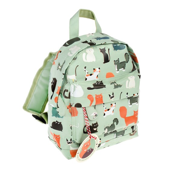 NINE LIVES MINI BACKPACK