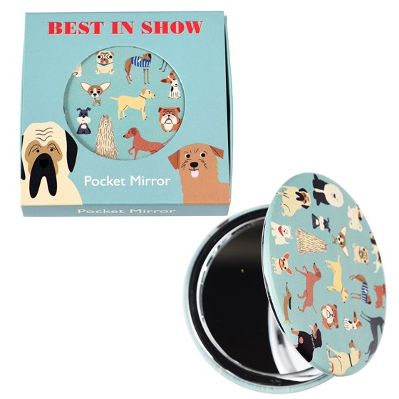 BEST IN SHOW POCKET MIRROR