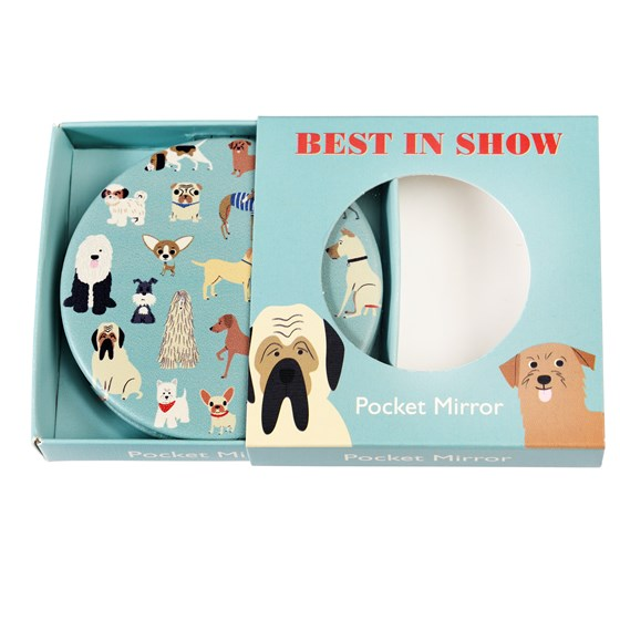 miroir de poche best in show