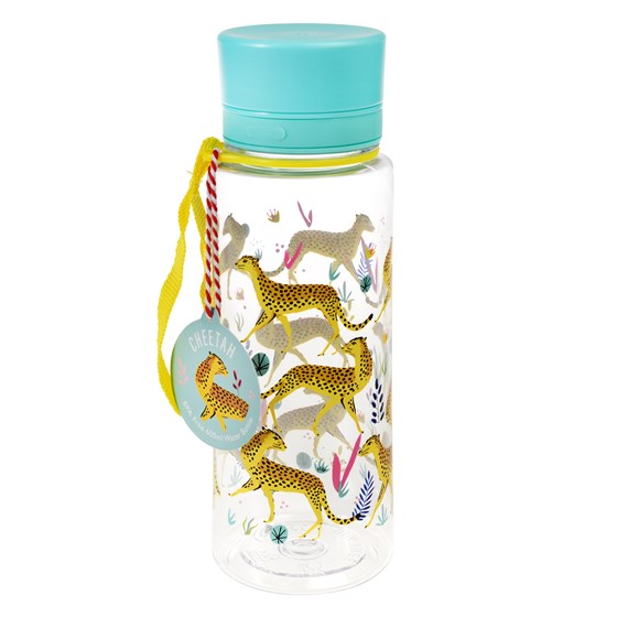 CHEETAH DRINKING BOTTLE 600ML