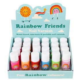 vernis à ongles rainbow friends