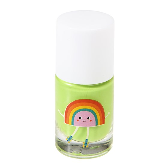 rainbow friends water based nail varnish