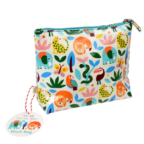 WILD WONDERS WASHBAG