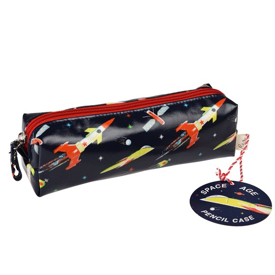 SPACE AGE PENCIL CASE