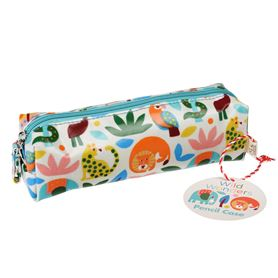 wild wonders pencil case