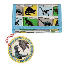 prehistoric land wallet