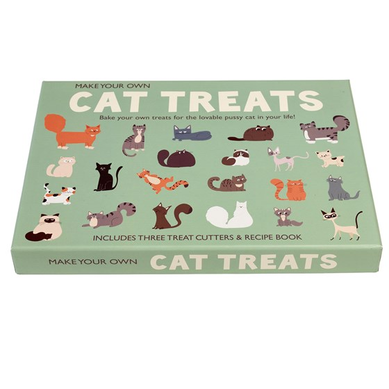 NINE LIVES MAKE YOUR OWN CAT TREATS