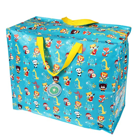 ANIMAL BAND JUMBO STORAGE BAG
