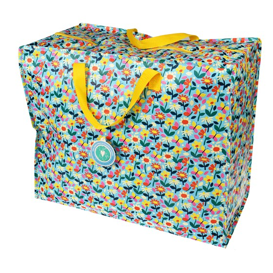 BUTTERFLY GARDEN JUMBO STORAGE BAG